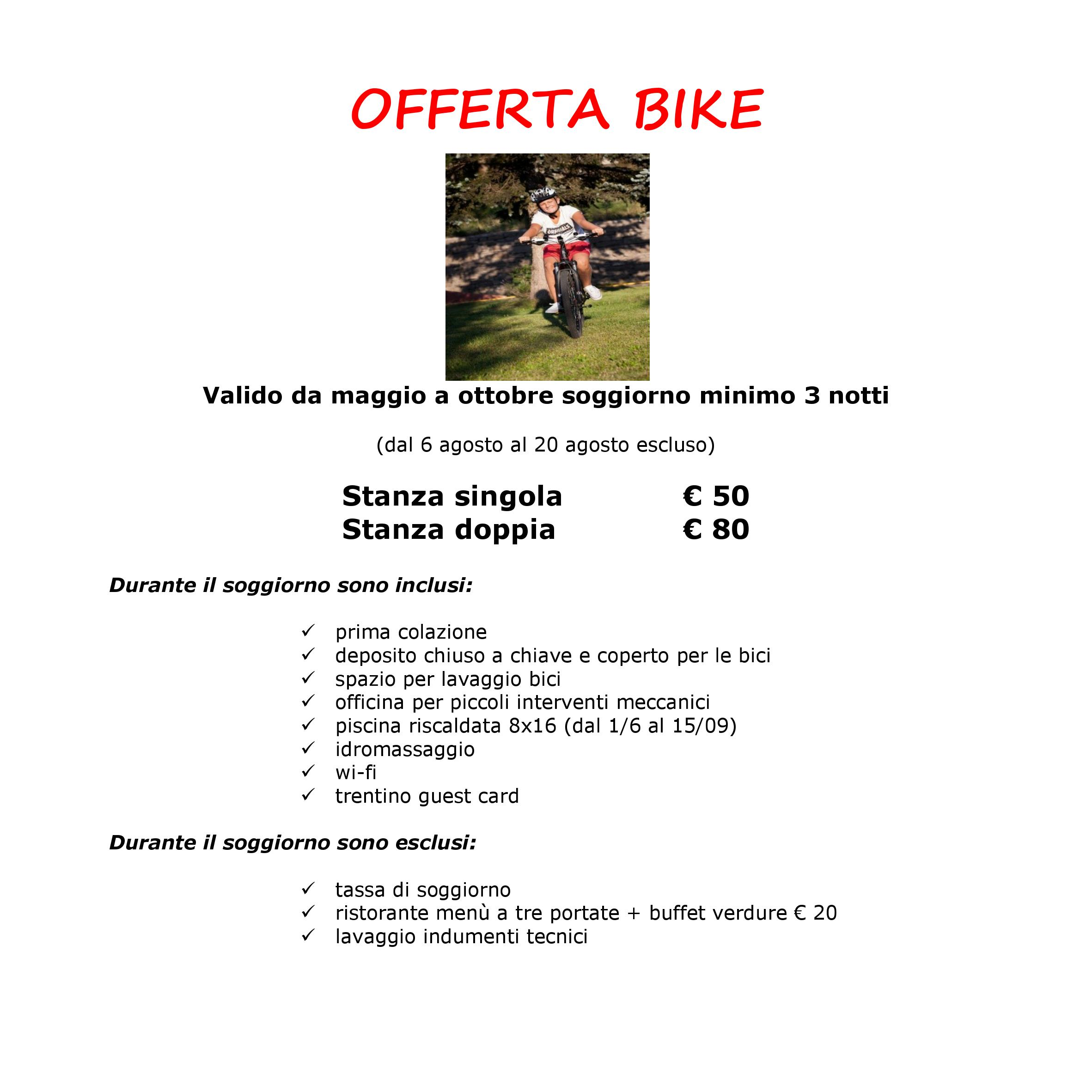 immagine offerta bike 2018 it